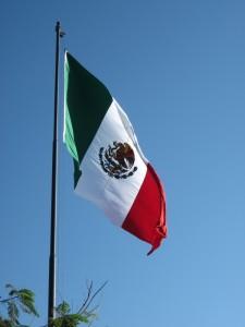 Mexico Flag Day in Guadalajara