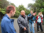 Tour Guide at Te Puia Geysers