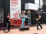 Auckland International Buskers Festival, Blingling Brothers
