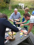 Weekly Summer Barbeque of Thames Baptist Church